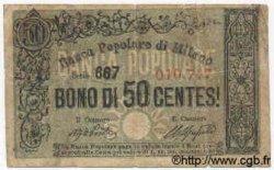 50 Centesimi ITALIE  1870 GME.0561 B