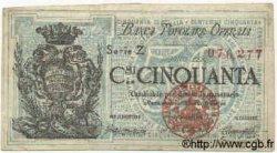 50 Centesimi ITALIE  1872 GME.0782 TTB