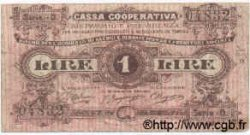 1 Lire ITALIE  1894 GME.0945 TB
