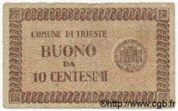 10 Centesimi ITALIE  1945 GCO.293 TB
