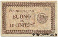 10 Centesimi ITALIE  1945 GCO.293 SUP