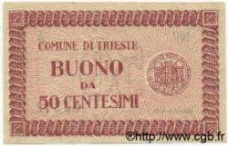 50 Centesimi ITALIE  1945 GCO.295 SPL