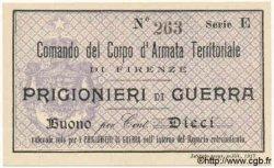0.05/0.10/1 Et 2 Lires ITALIE  1917 GPG.10 NEUF