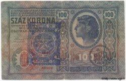 100 Corona ITALIE  1919 PS.115c TB+ à TTB