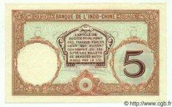 5 Francs NOUVELLES HÉBRIDES  1941 P.04b pr.NEUF