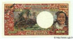 1000 Francs NOUVELLES HÉBRIDES  1971 P.17s pr.NEUF