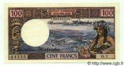 100 Francs NOUVELLES HÉBRIDES  1972 P.18b pr.NEUF