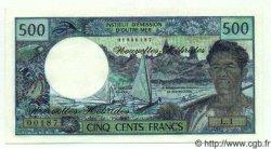 500 Francs NOUVELLES HÉBRIDES  1972 P.19 pr.NEUF