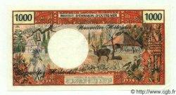 1000 Francs NOUVELLES HÉBRIDES  1972 P.20s pr.NEUF