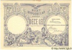 10 Lei ROUMANIE  1877 P.002a SPL