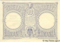 10 Lei ROUMANIE  1877 P.002s pr.NEUF