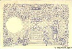 50 Lei ROUMANIE  1877 P.004s SUP