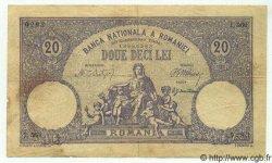 20 Lei ROUMANIE  1901 P.016 TTB