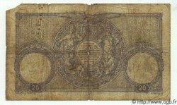 20 Lei ROUMANIE  1906 P.016 AB