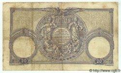 20 Lei ROUMANIE  1906 P.016 TB+