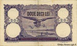 20 Lei ROUMANIE  1920 P.020 TTB