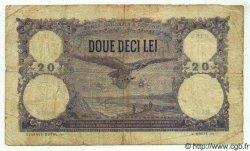 20 Lei ROUMANIE  1921 P.020 TB