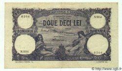 20 Lei ROUMANIE  1929 P.020 TTB+