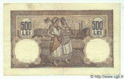 500 Lei ROUMANIE  1920 P.022a TTB+