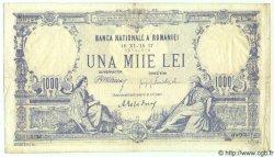 1000 Lei ROUMANIE  1917 P.023a TTB