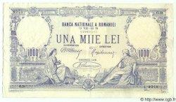 1000 Lei ROUMANIE  1919 P.023a TTB+ à SUP