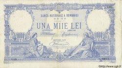 1000 Lei ROUMANIE  1920 P.023a TB à TTB