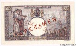 500 Lei ROUMANIE  1938 P.032s pr.NEUF