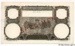 100 Lei ROUMANIE  1931 P.033s SPL