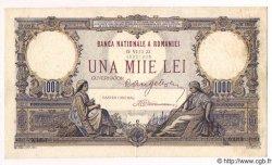1000 Lei ROUMANIE  1933 P.034a TTB