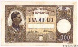 1000 Lei ROUMANIE  1934 P.037 TTB