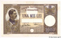 1000 Lei ROUMANIE  1934 P.037 SUP
