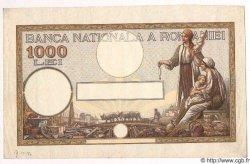 1000 Lei ROUMANIE  1938 P.037 SPL