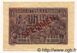 1 Leu ROUMANIE  1937 P.038s pr.NEUF