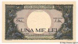 1000 Lei ROUMANIE  1941 P.052 pr.NEUF