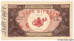 10000 Lei ROUMANIE  1945 P.057s pr.NEUF