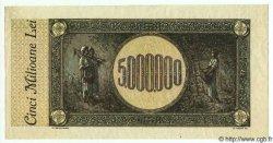 5000000 Lei ROUMANIE  1947 P.061 SPL