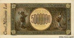 5000000 Lei ROUMANIE  1947 P.061a SUP+