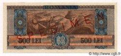 500 Lei ROUMANIE  1947 P.063s NEUF