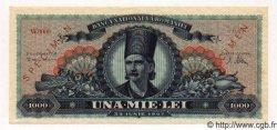 1000 Lei ROUMANIE  1947 P.064s NEUF