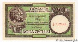 20 Lei ROUMANIE  1947 P.077 NEUF