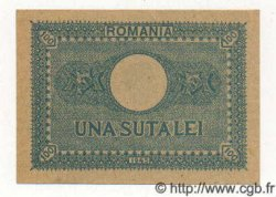 100 Lei ROUMANIE  1945 P.078 NEUF