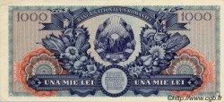1000 Lei ROUMANIE  1948 P.085a TTB+