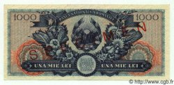 1000 Lei ROUMANIE  1948 P.085s NEUF