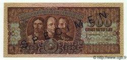 500 Lei ROUMANIE  1949 P.086s NEUF