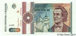 1000 Lei ROUMANIE  1991 P.099a SPL