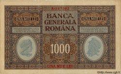 1000 Lei ROUMANIE  1917 P.M08 TTB