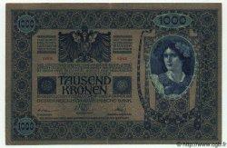 1000 Kronen ROUMANIE  1920 P.R10 TTB+