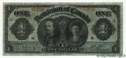 1 Dollar CANADA  1911 P.027a AB