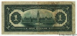 1 Dollar CANADA  1917 P.032a TB+