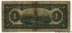 1 Dollar CANADA  1917 P.032c AB
